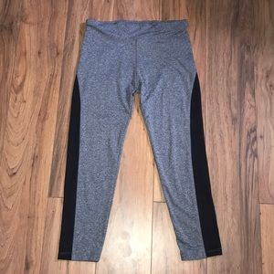 Pants - Gray and Black leggings